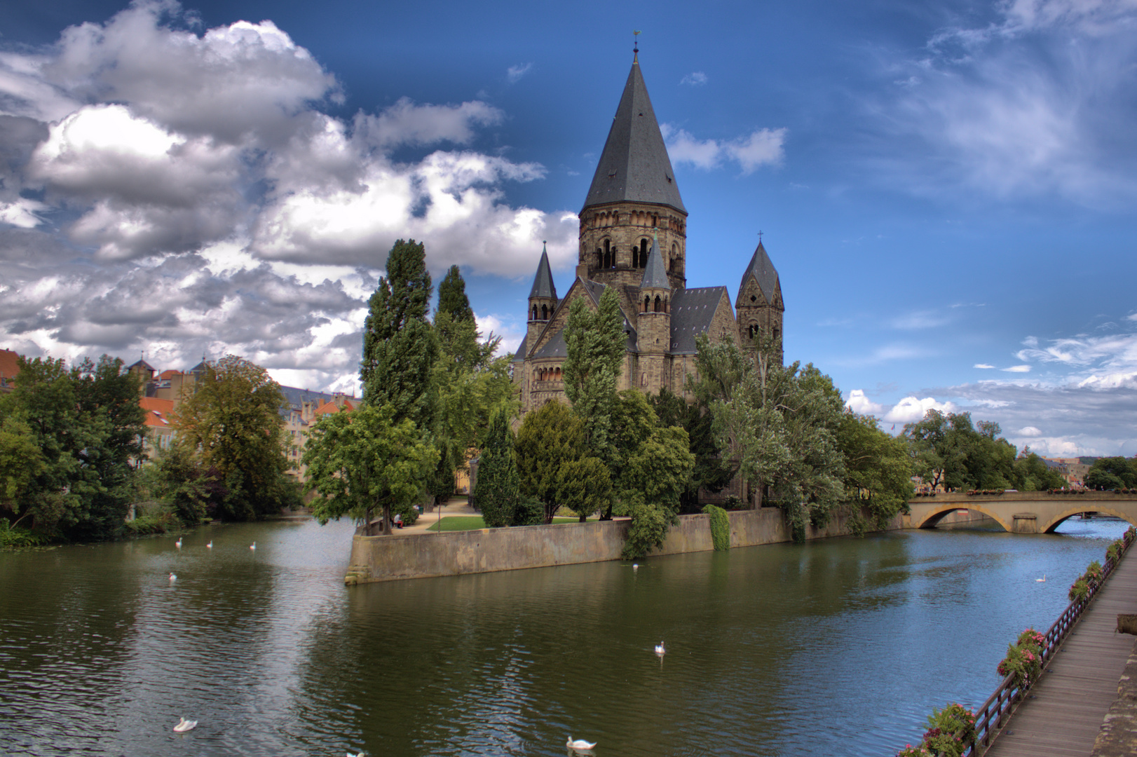 The Beauty of Metz
