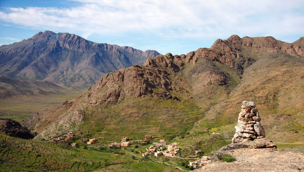 the beauty of morocco I