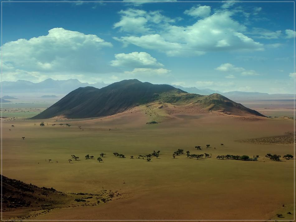 The Beauty of Namib Desert