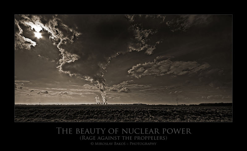 The Beauty of Nuclear Power