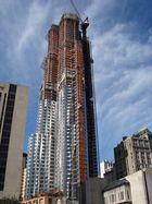 The Beekman - ein Gehry - Kunstwerk entsteht?