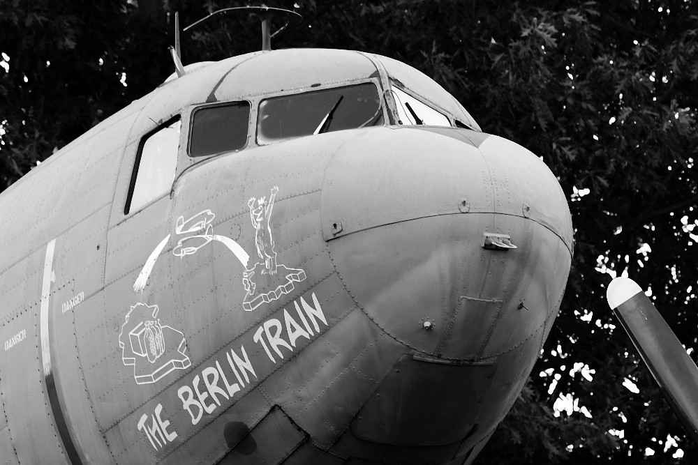 """The Berlin Train"" DC-3"