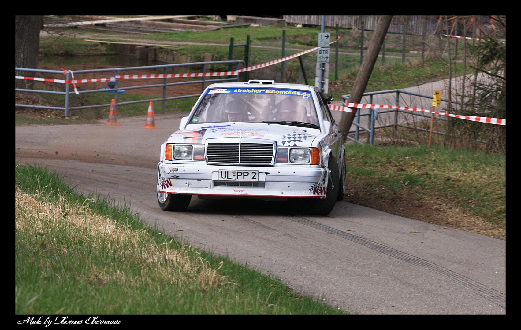 The best Drift of Ostalb-Rallye