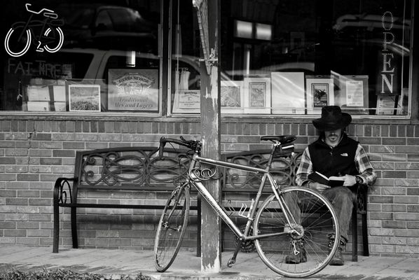 The Bicycle, The Man & The Bible