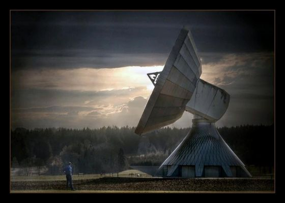 The big antenne