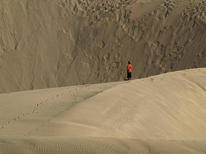 The big sandbox