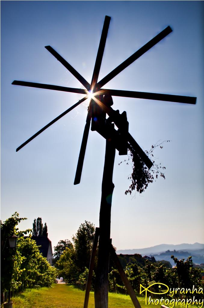 The Big Wind Wheel