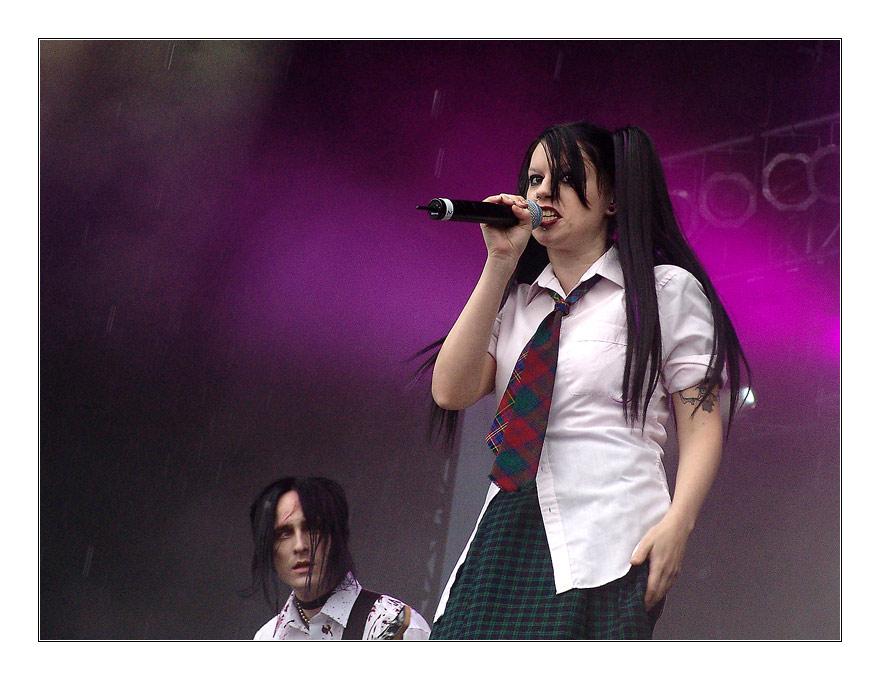 The Birthday Massacre - Mera Luna 2005 (2)