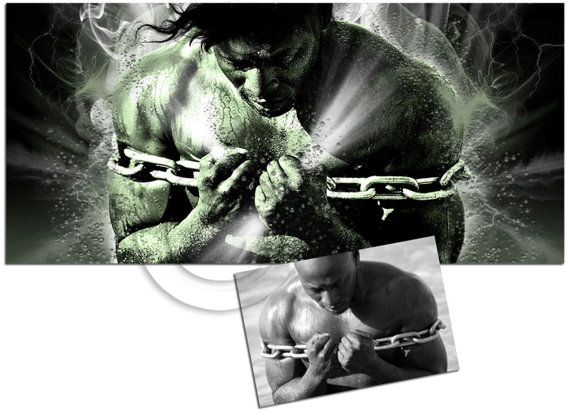 The Black Hulk