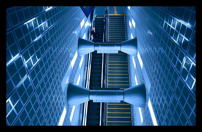 The Blue Corner