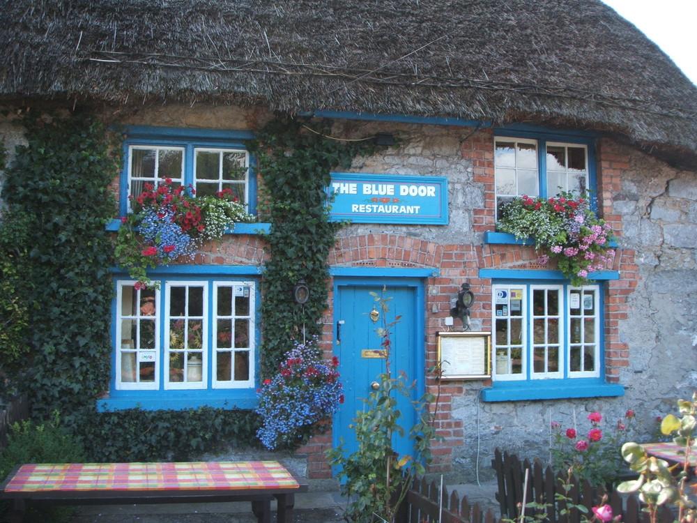 The Blue Door Restaurant in Adare