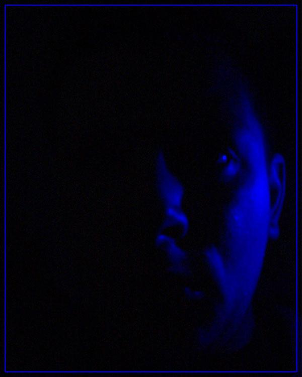 The Blue Man(n)