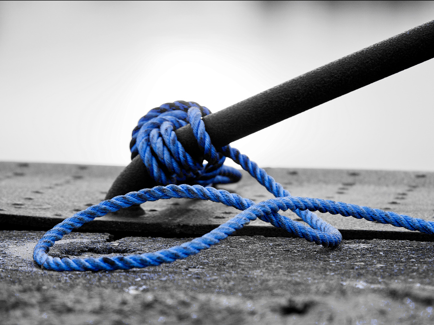The Blue Rope