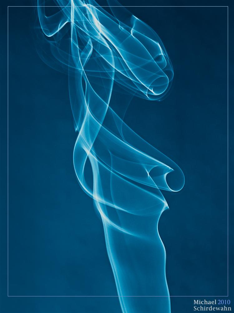 The Blue Smoke