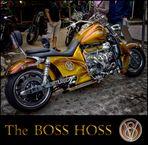 The Boss Hoss ......