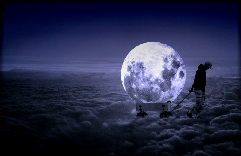 the boy who stole the moon l
