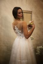 The Bride with Flower