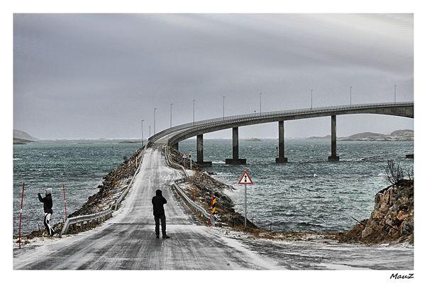 ... The Bridge...