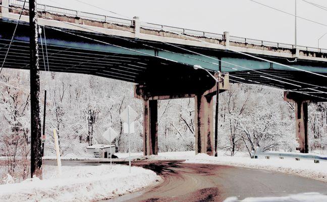 """THE BRIDGE.......... DIE BRU""""CKE"""