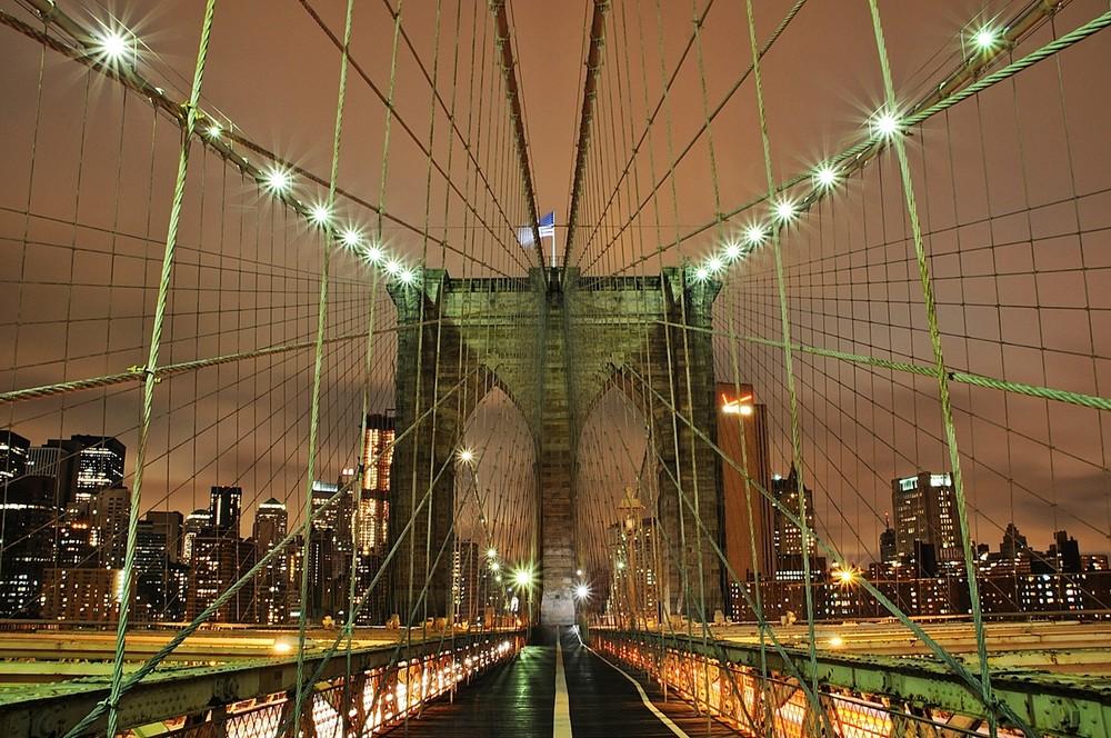 THE BRIDGE @ Night