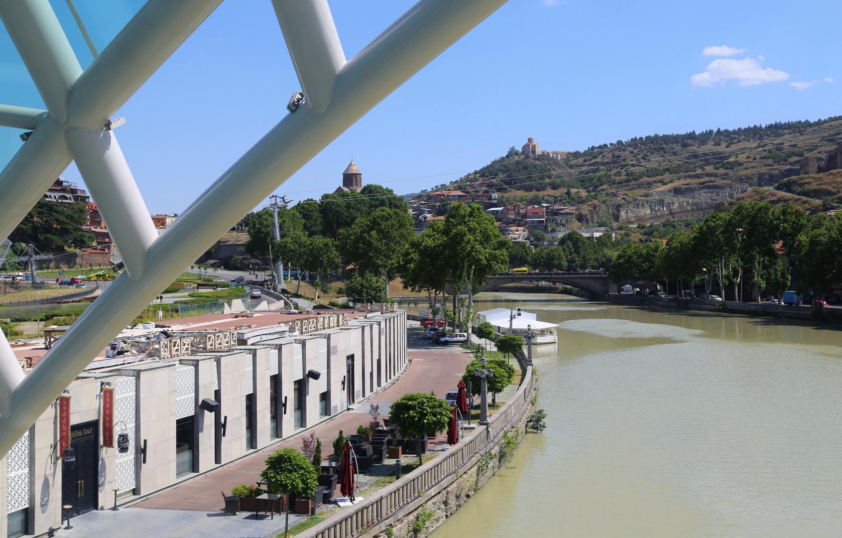 The Bridge of Peace (Tbilisi)