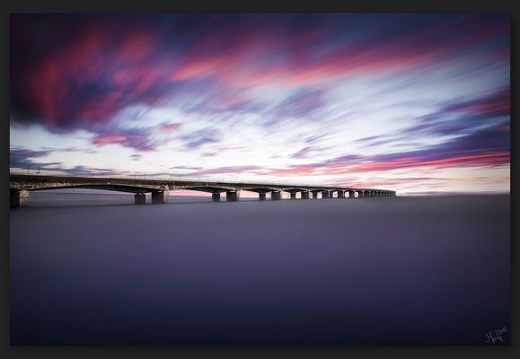 - The bridge to nowhere -