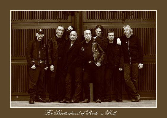 The Brotherhood of Rock`n Roll