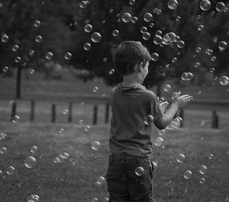 The Bubble Burst