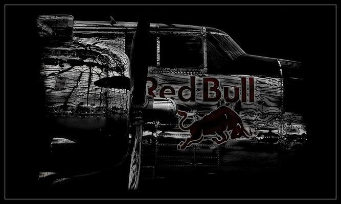 ...the bull is ready...