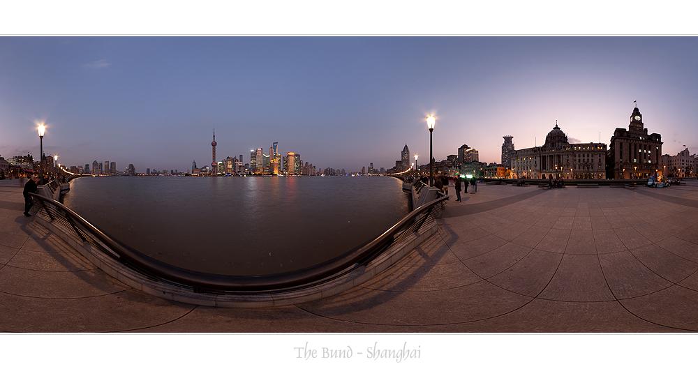 The Bund - Shanghai