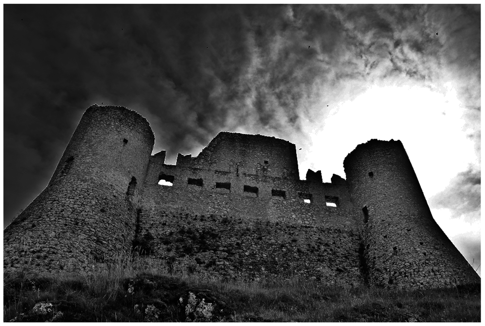 the castel
