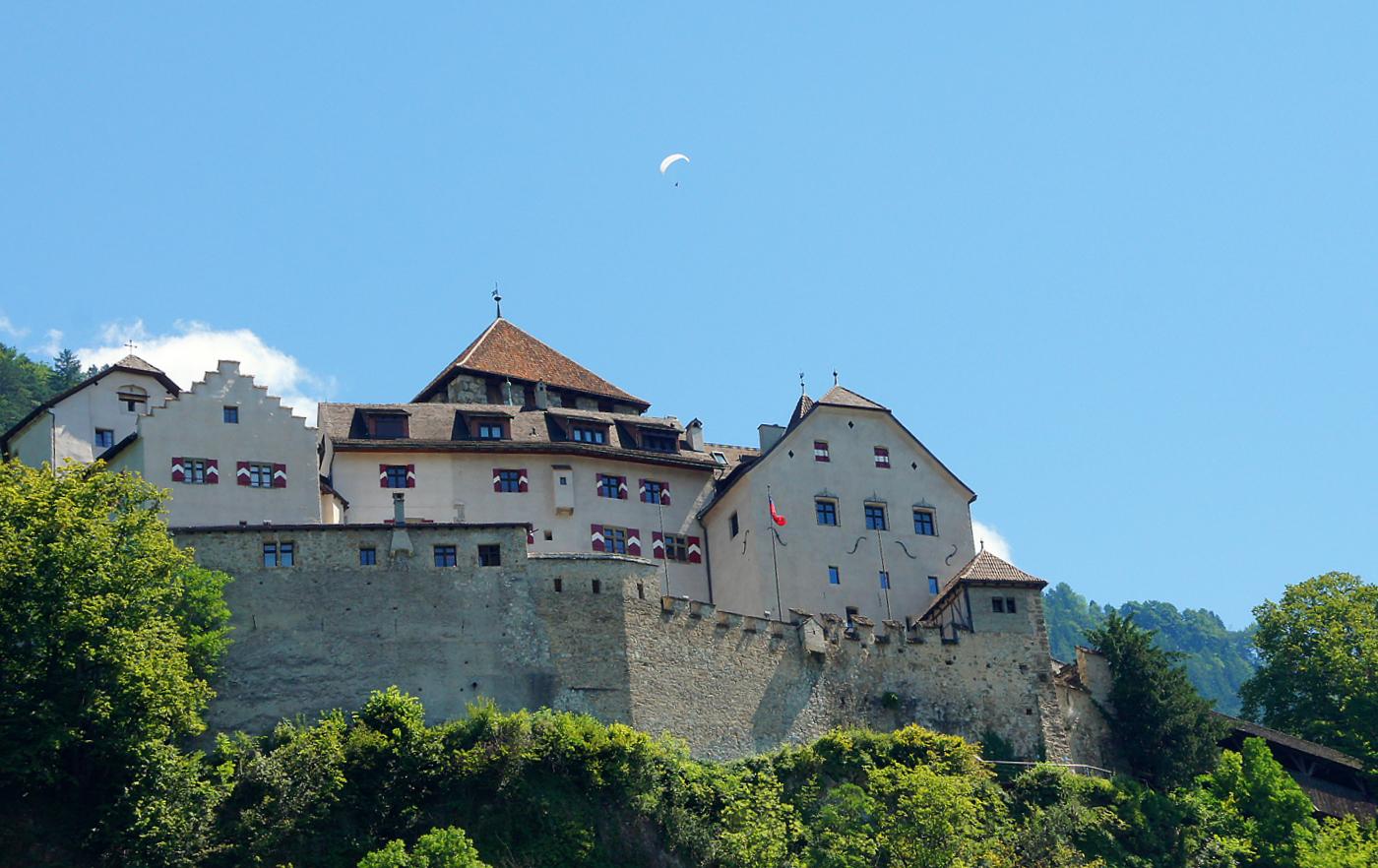..The castle..