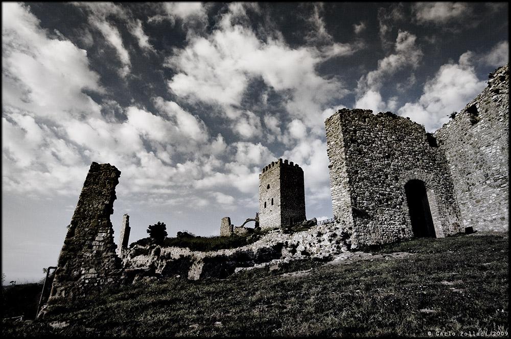 The Castle of Cefalà Diana