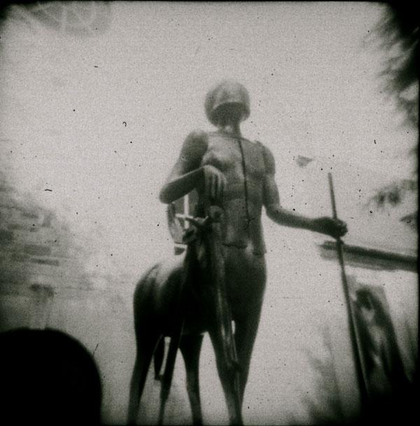 The Centaur (Treated Negative)