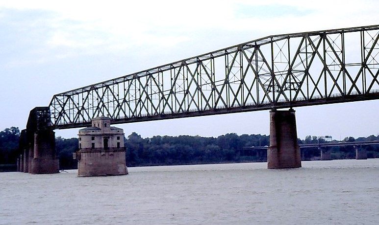 The Chain of Rock Bridge