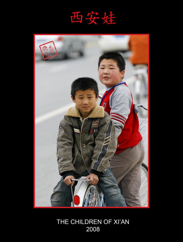 THE CHILDREN OF XI'AN 2008