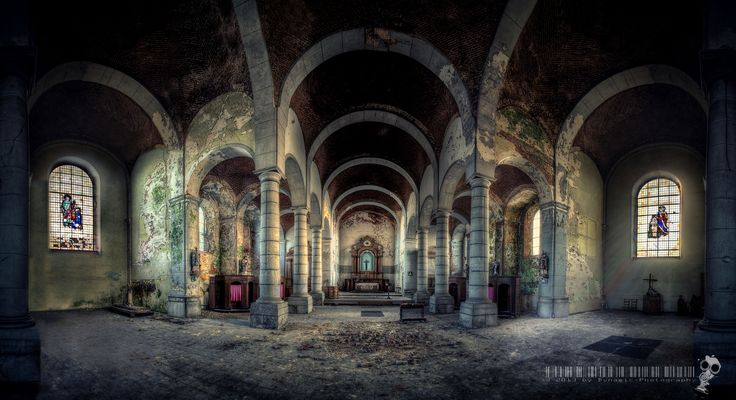 The Church of Decay