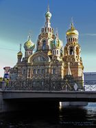 The Church of Our Savior on Spilled Blood