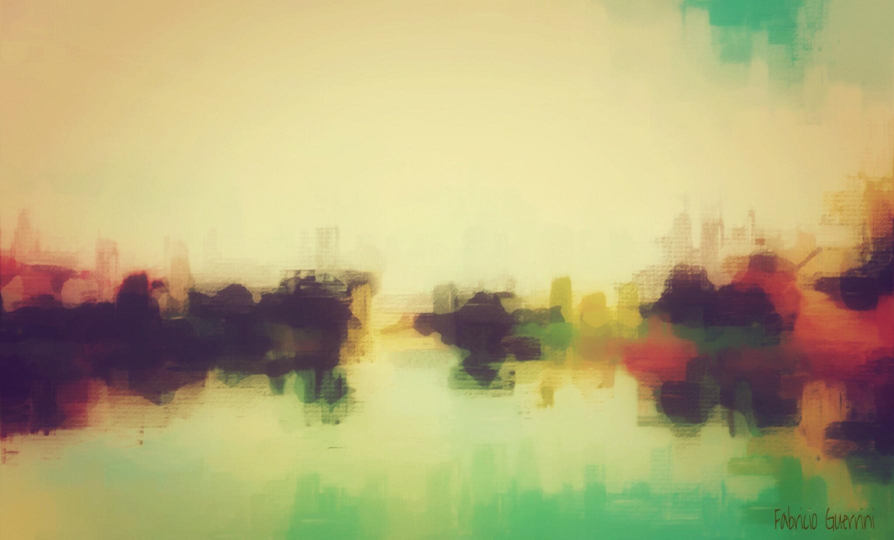 The City. - Dawn. (L'alba)