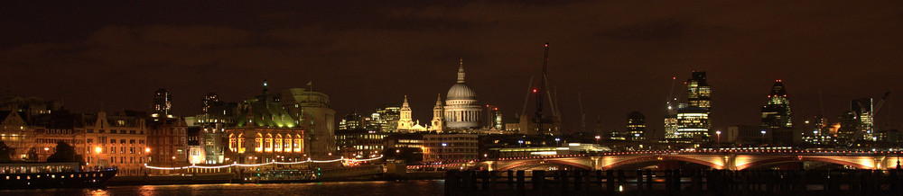 The City of London with St. Pauls