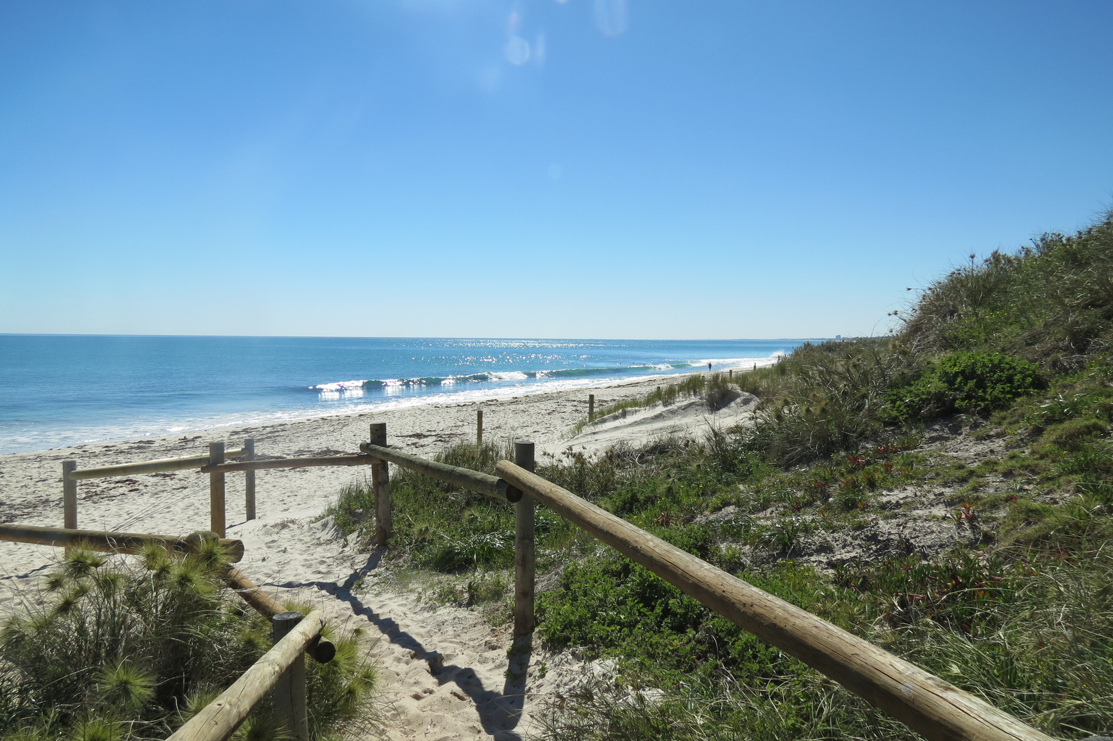 The city of Perth - Cottesloe Beach1