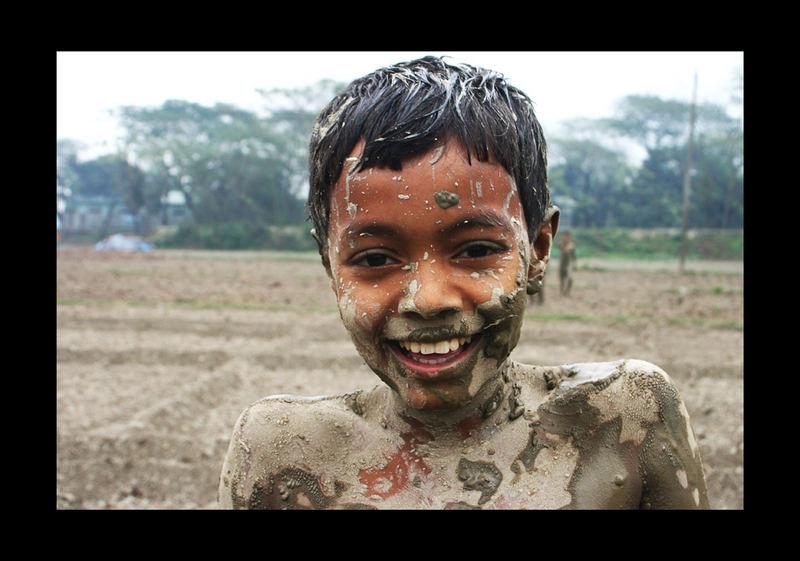 the clay boy