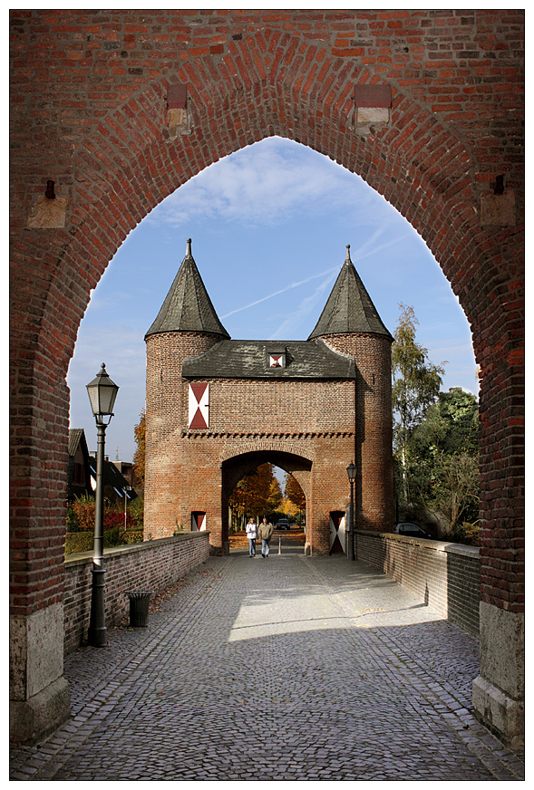 The Clever Gate - Das Klever Tor