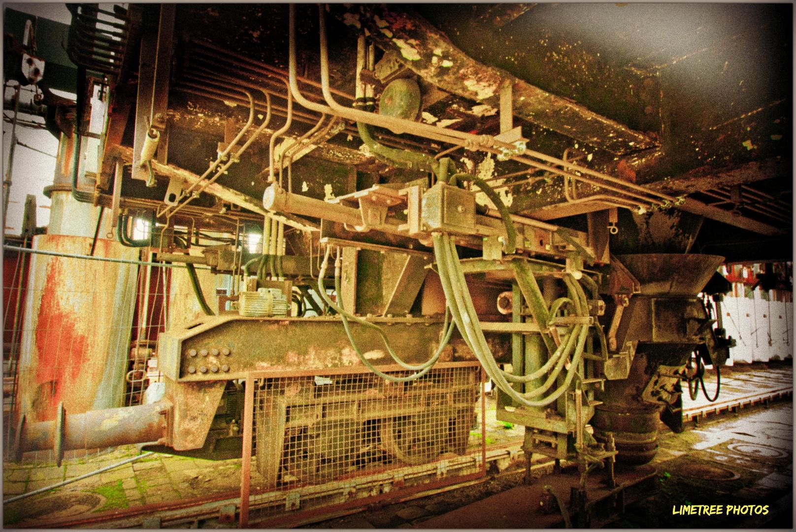 The Coal Fill-in Wagon