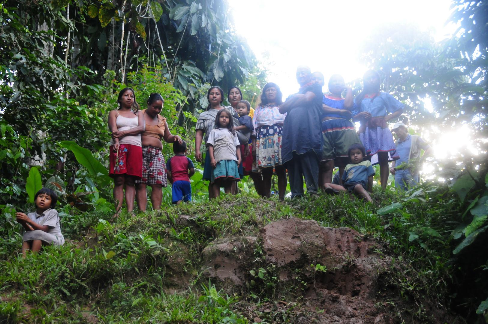 The Cofan Tribe says Goodbye - Cuyabeno, Ecuador