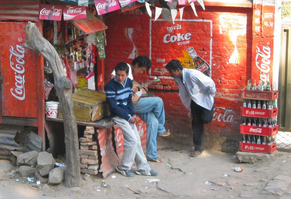 The Coke-Shag