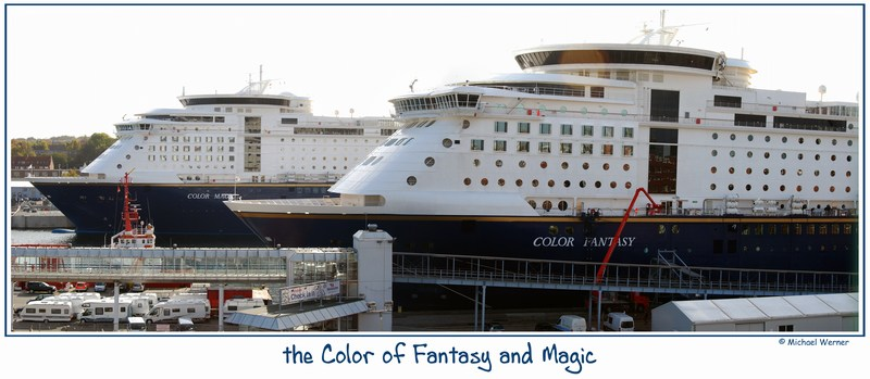 the Color of Fantasy and Magic