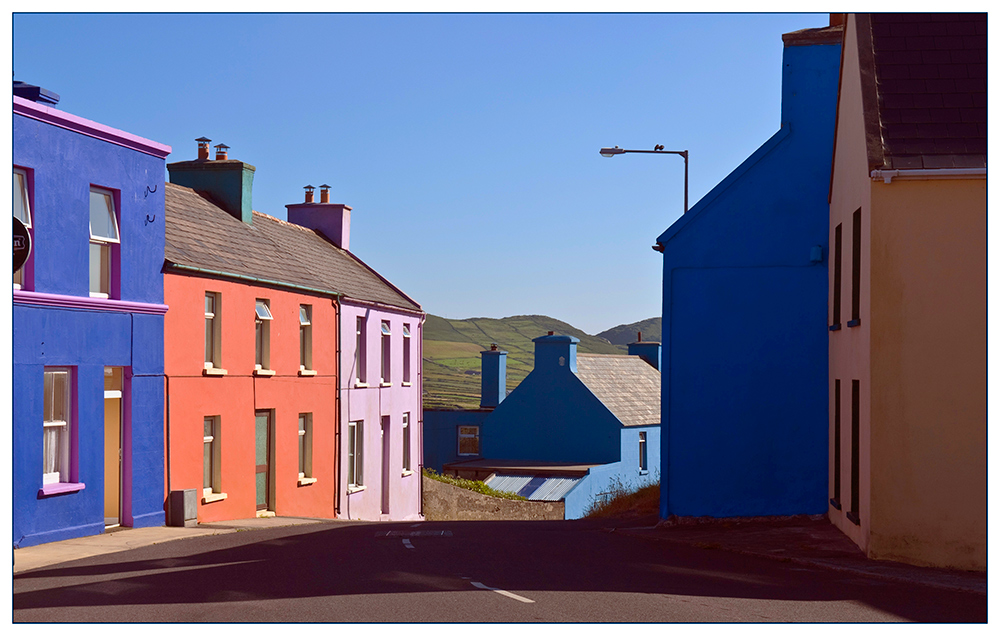 the colors of irland