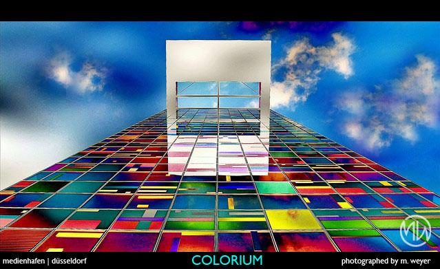the colourful world of düsseldorf