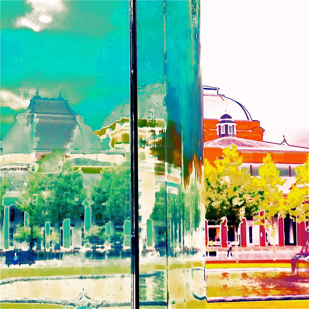THE COLOURS OF WIESBADEN